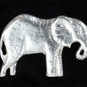 Elephant Brooch, S