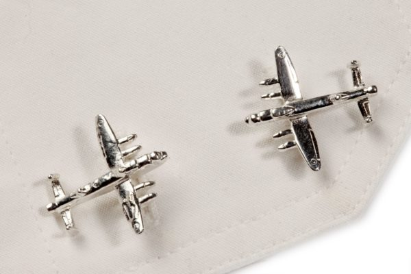 Lancaster Bombers Cufflinks SS