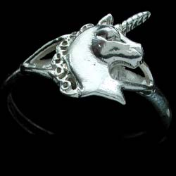 Unicorn ring SS