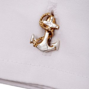 anchor cufflinks GS