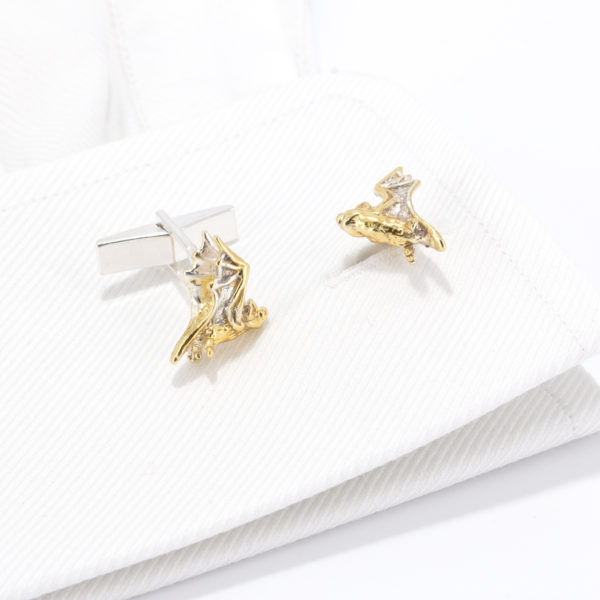 Bat Cufflinks GS