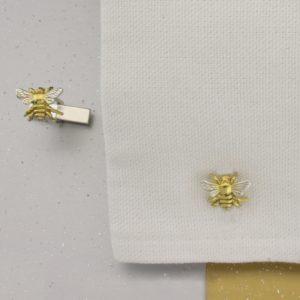 Bee Cufflinks GS