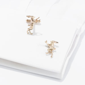 Boxing Hares Cufflinks G