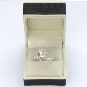 Cat and Mouse Ring SS