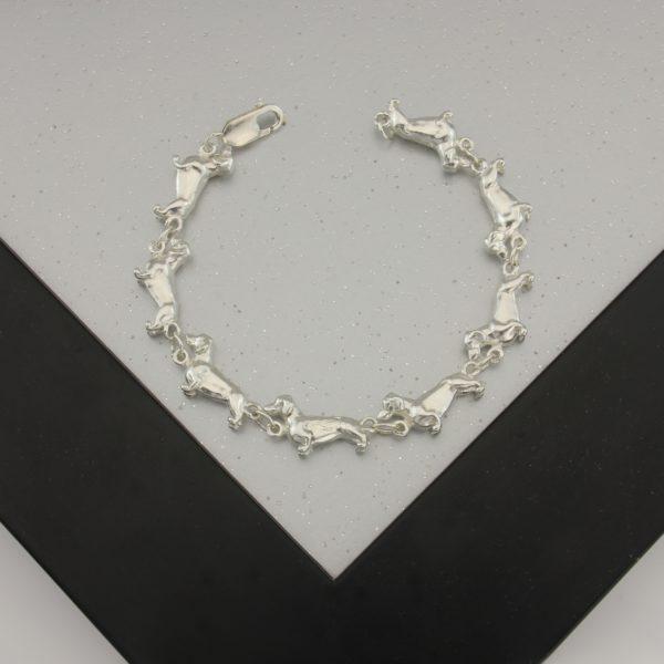 dachshund bracelet SS 1