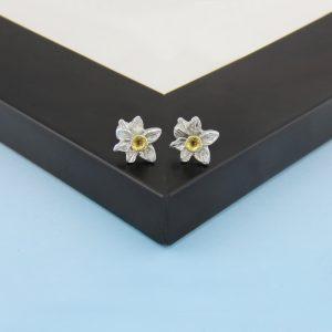 daffodil earrings GS