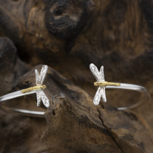 Dragonfly Bangle GS