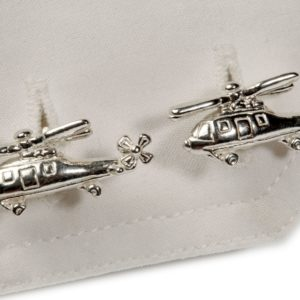 helicopter cufflinks ss 2