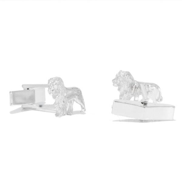Lion Cufflinks SS