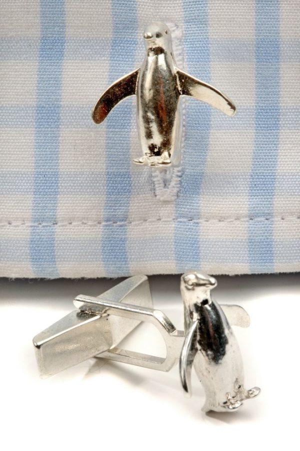 Penguin Cufflinks SS