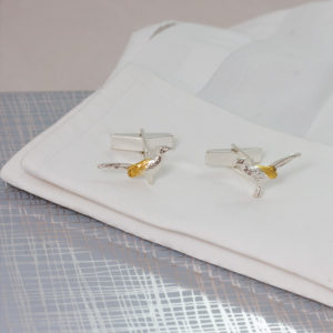 Pheasant Cufflinks GS