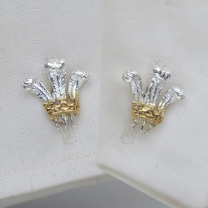 Prince of Wales Cufflinks GS