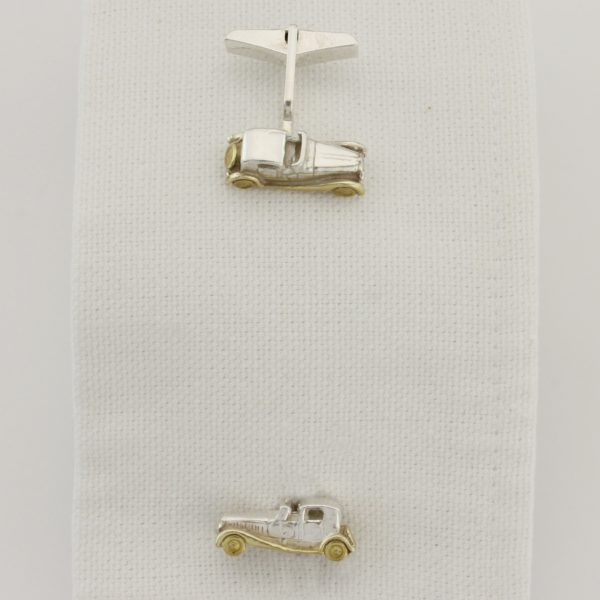 Rolls Royce Cufflinks GS