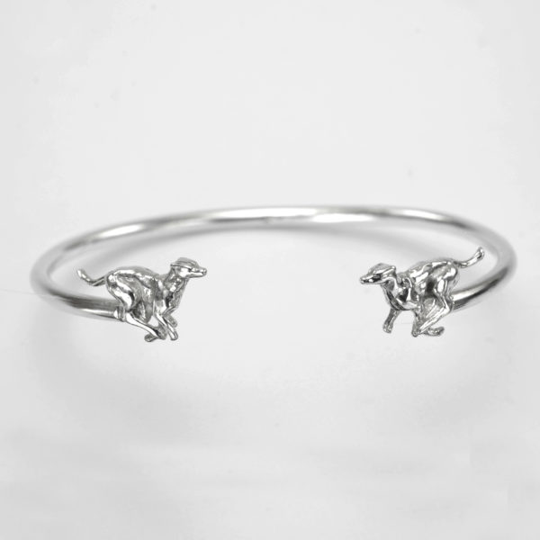running greyhound bangle SS