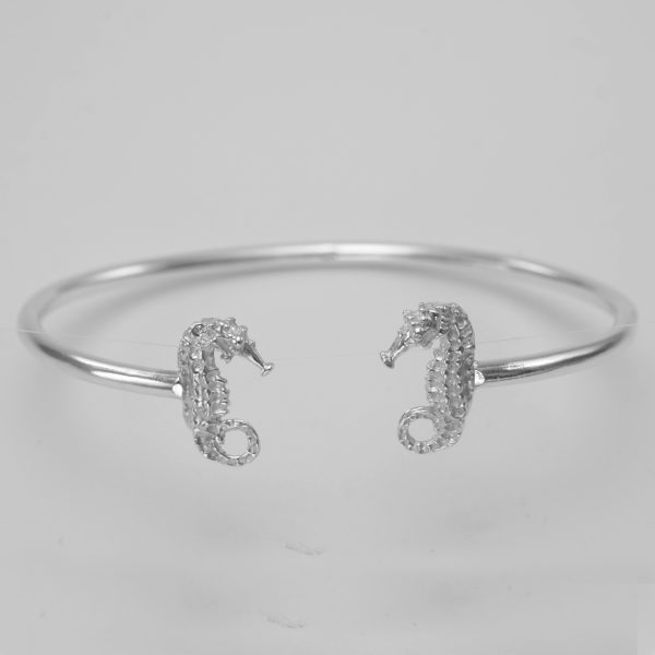 seahorse bangle ss 2