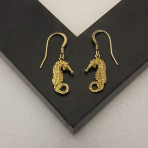 seahorse earrings GP