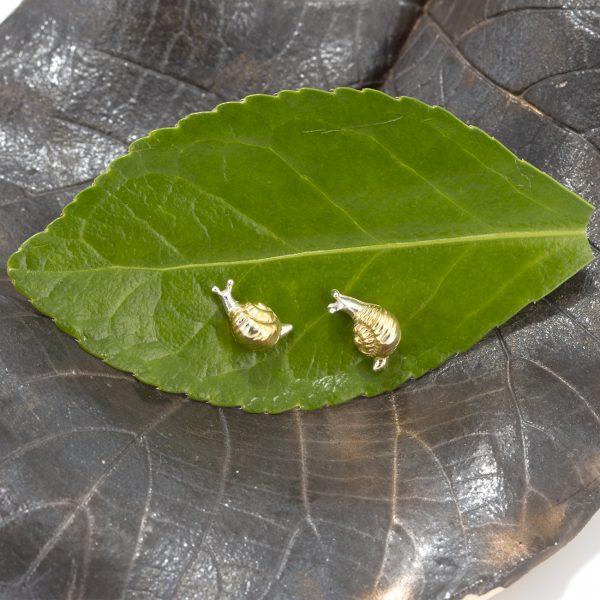 snail earrings gs