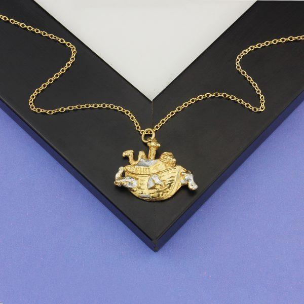 Noah's ark pendants GS