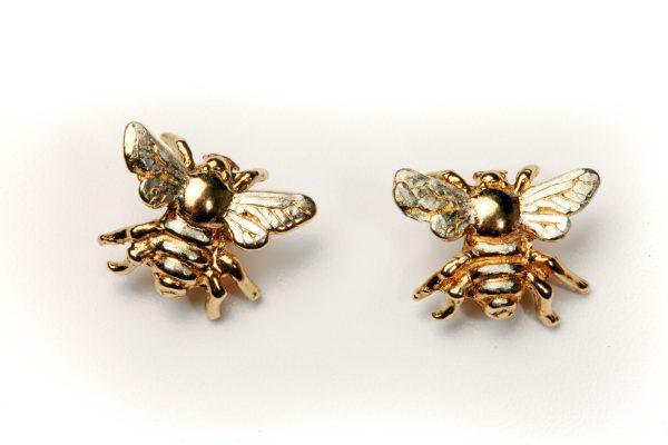 bee earrings GS 2