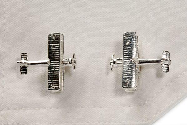 biplane cufflinks ss 1