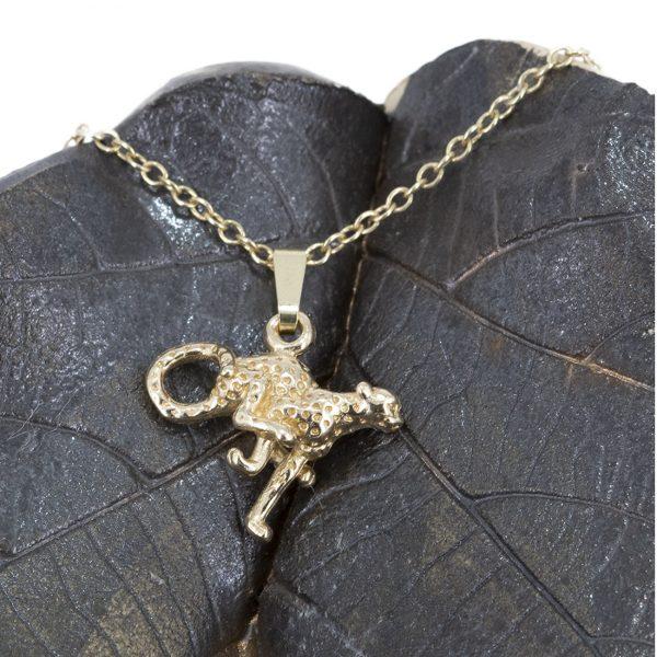 cheetah pendant g
