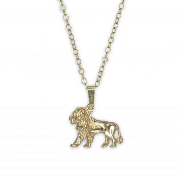 lion pendant g 2