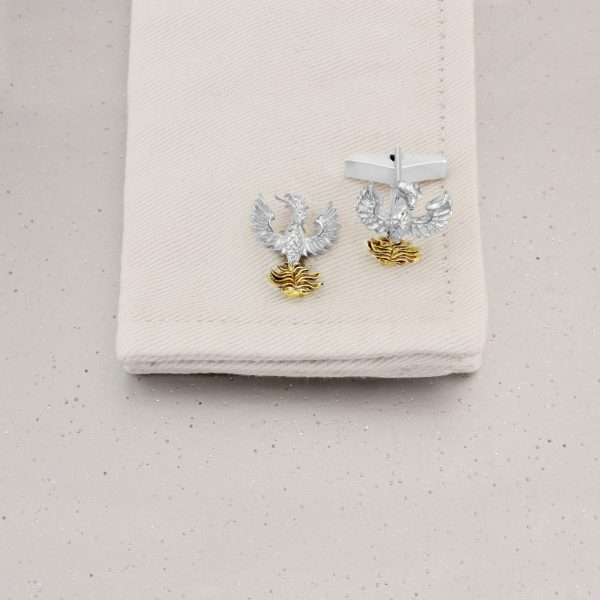 phoenix cufflinks GS