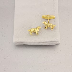 retriever cufflinks GP1
