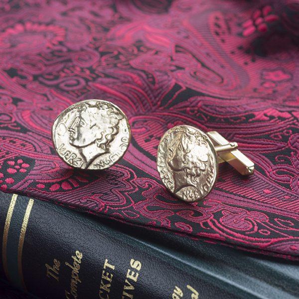 roman coin cufflinks g 2