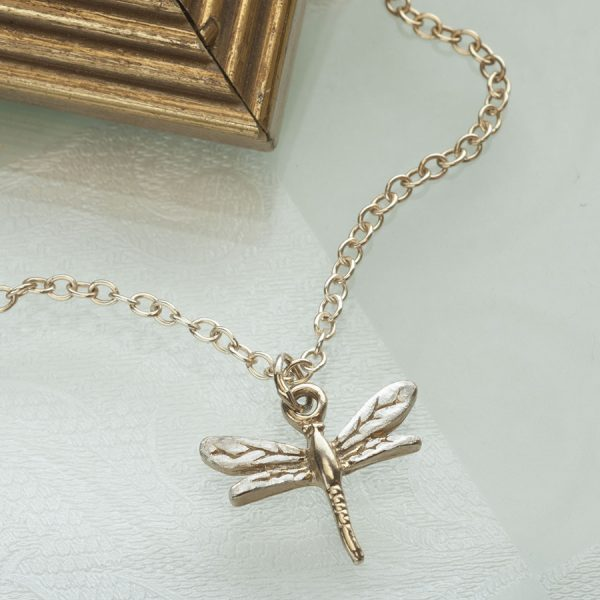 small dragonfly pendant GP