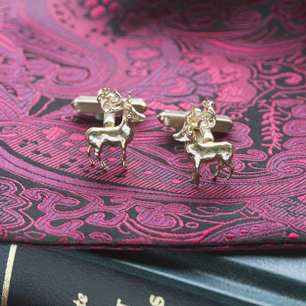 stag cufflinks g 2