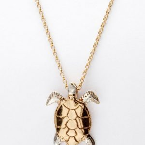 turtle pendant GS