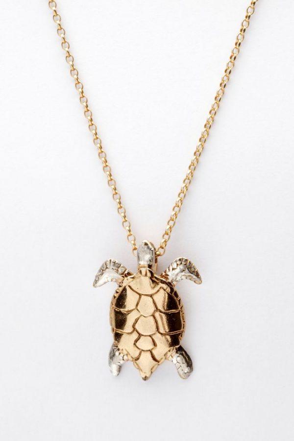 turtle pendant GS