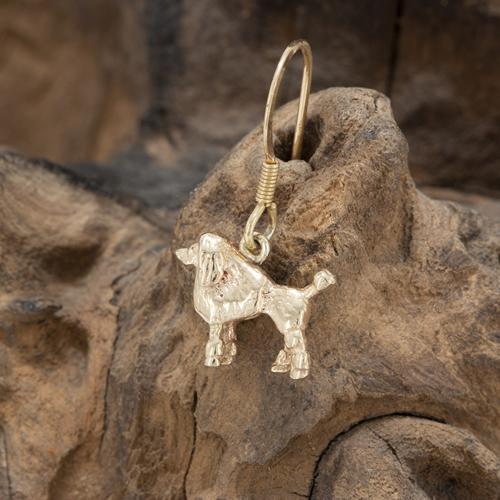 gold animal pendant